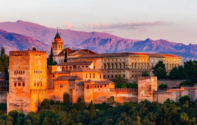 Andalusian kiehtovat maailmanperintökohteet
