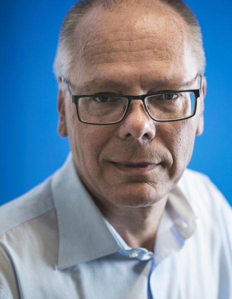 Juha Tuominen on Terveystalon johtava ylilääkäri.