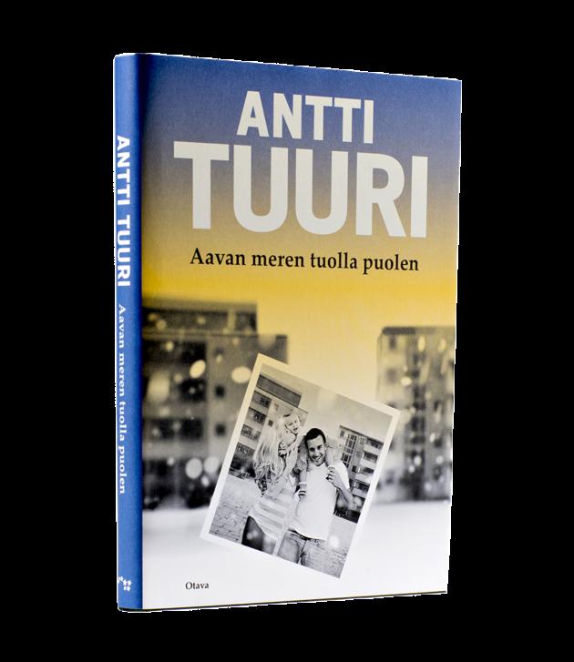 Antti Tuuri: Aavan meren tuolla puolen. 222 s. Otava, 2018.