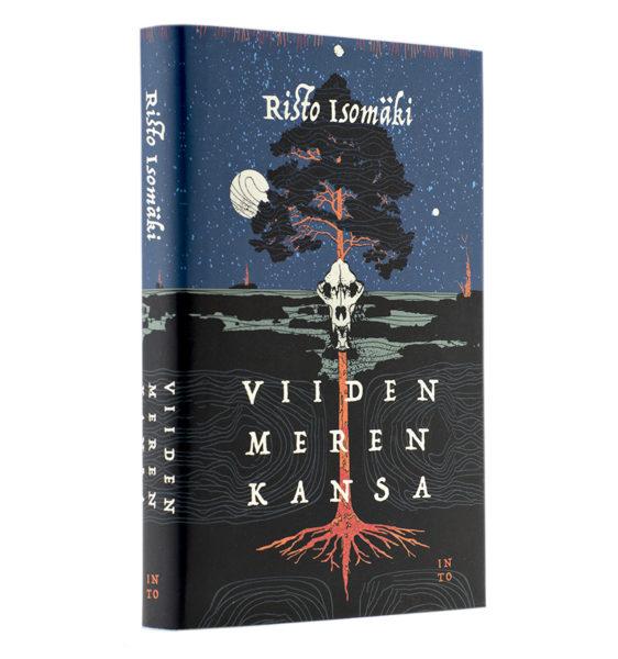 Risto Isomäki: Viiden meren kansa. 333 s. Into, 2018.