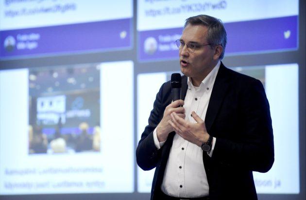 Mikael Pentikäisen johtama Suomen yrittäjät kannattaa tilintarkastusvelvollisuuden rajoittamista.