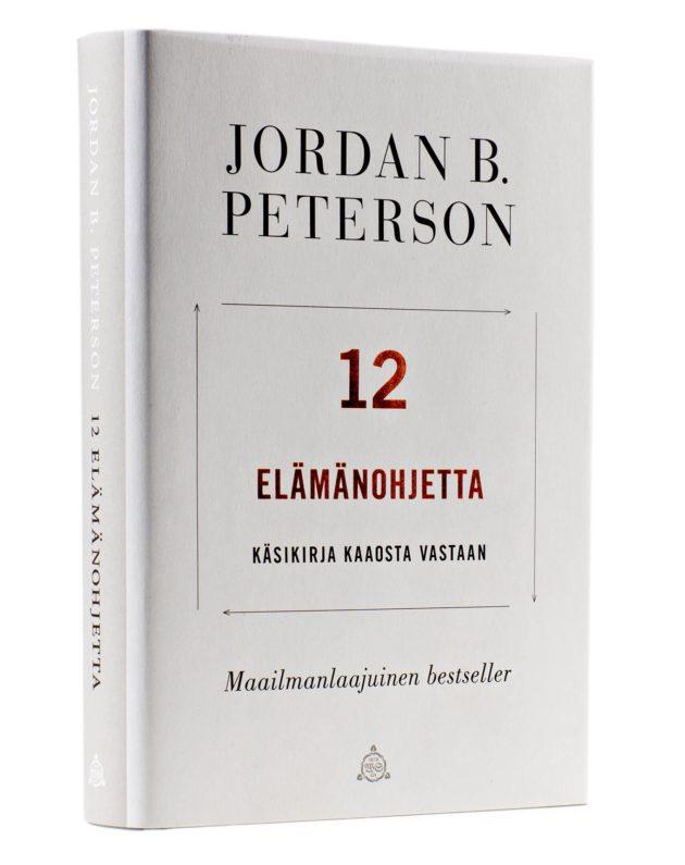 Jordan B. Peterson: 12 elämänohjetta. Suom. Tero Valkonen. 461 s. WSOY, 2018.