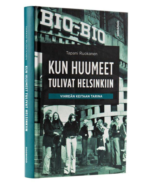 Tapani Ruokanen: Kun huumeet tulivat Helsinkiin. 344 s. Docendo, 2018.