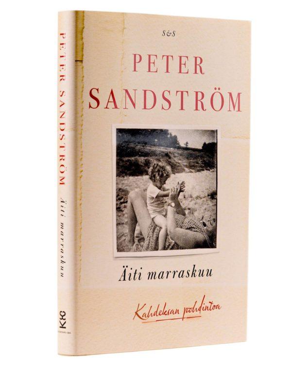 Peter Sandström: Äiti marraskuu. Suom. Outi Menna. 215 s. S&S 2018.