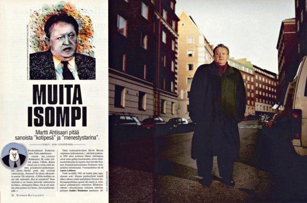 "SK 44/1993 (5.11.1993) Kari Kyheröinen: ""Muita isompi"""