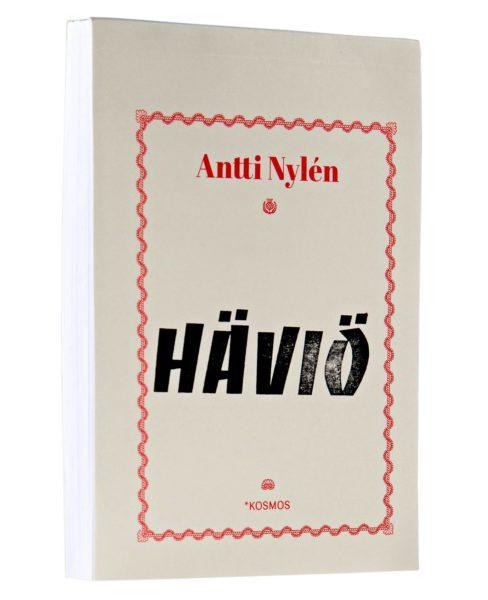 Antti Nylén: Häviö. 222 s. Kosmos, 2018.