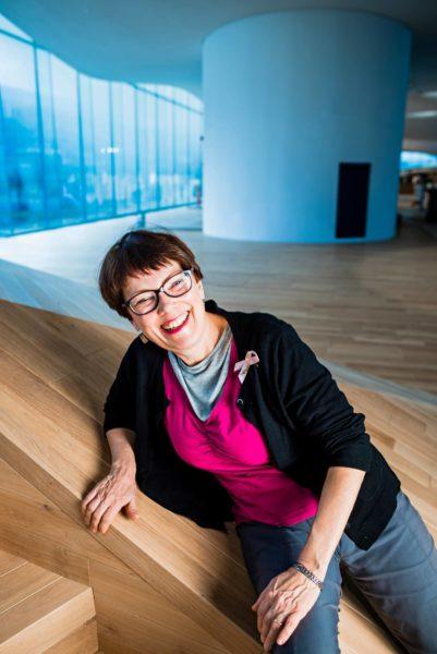 Anna-Maria Soininvaara valittiin yksimielisesti Oodin johtajaksi.