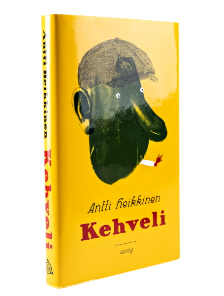 Antti Heikkinen: Kehveli. 256 s. WSOY, 2018.