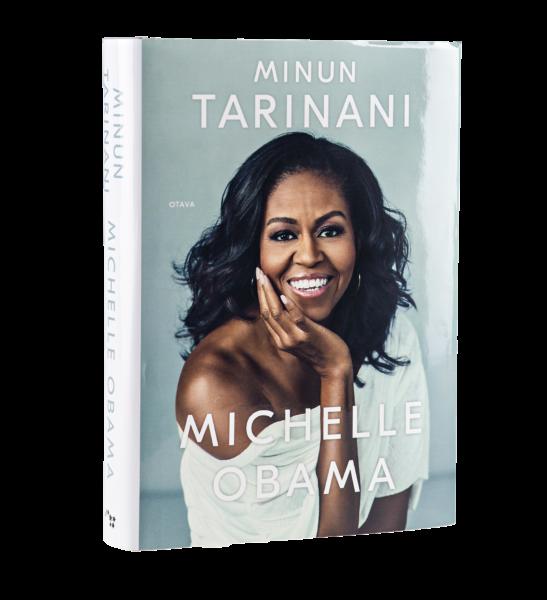 Michelle Obama: Minun tarinani. Suom. Ilkka Rekiaro. 510 s. Otava, 2018.