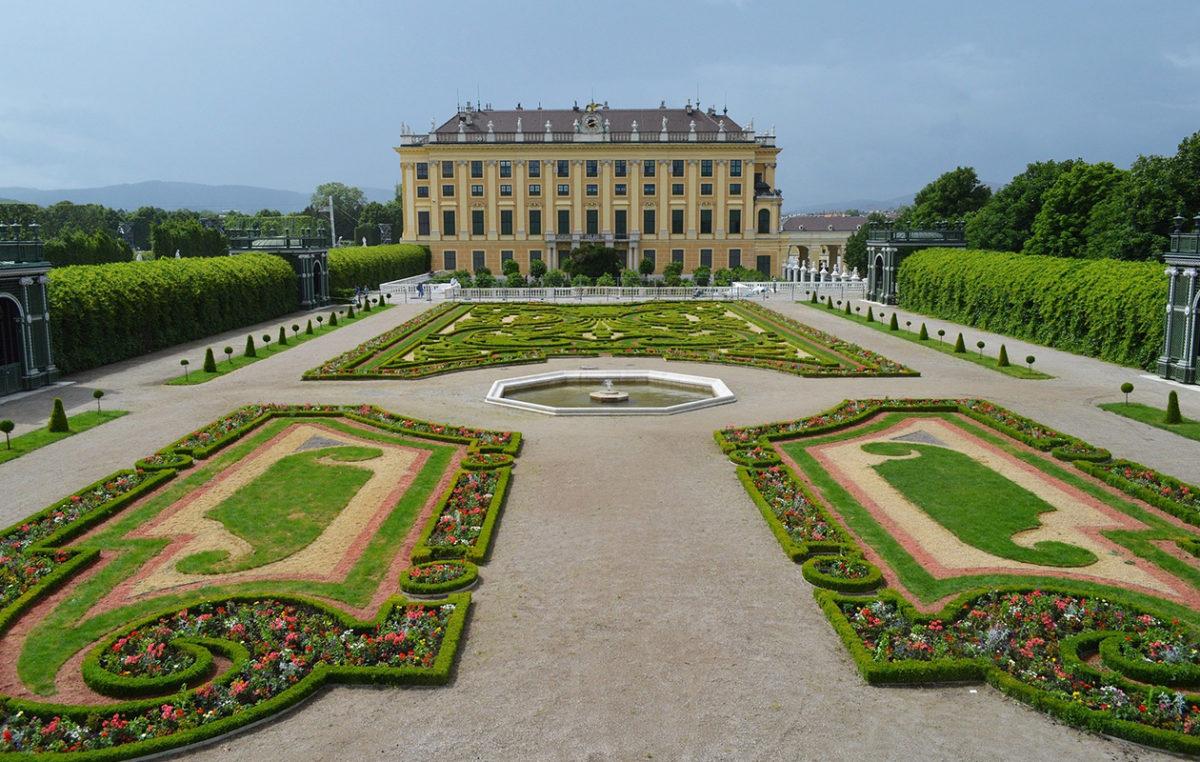 Keväinen pääsiäismatka Wieniin