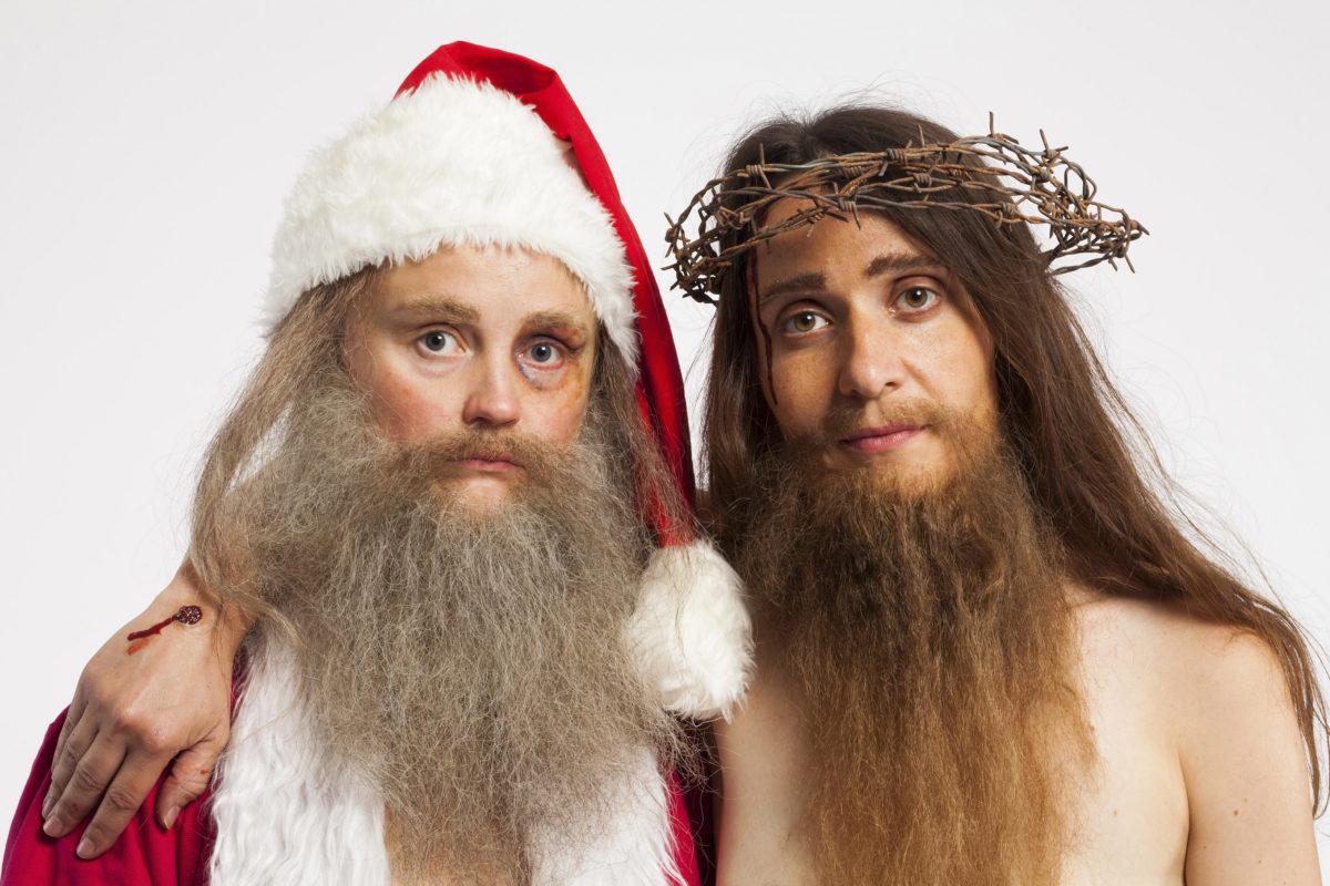 Koivuryhmän Jouluevankeliumia esitetään Kiasmassa 16. joulukuuta saakka.
