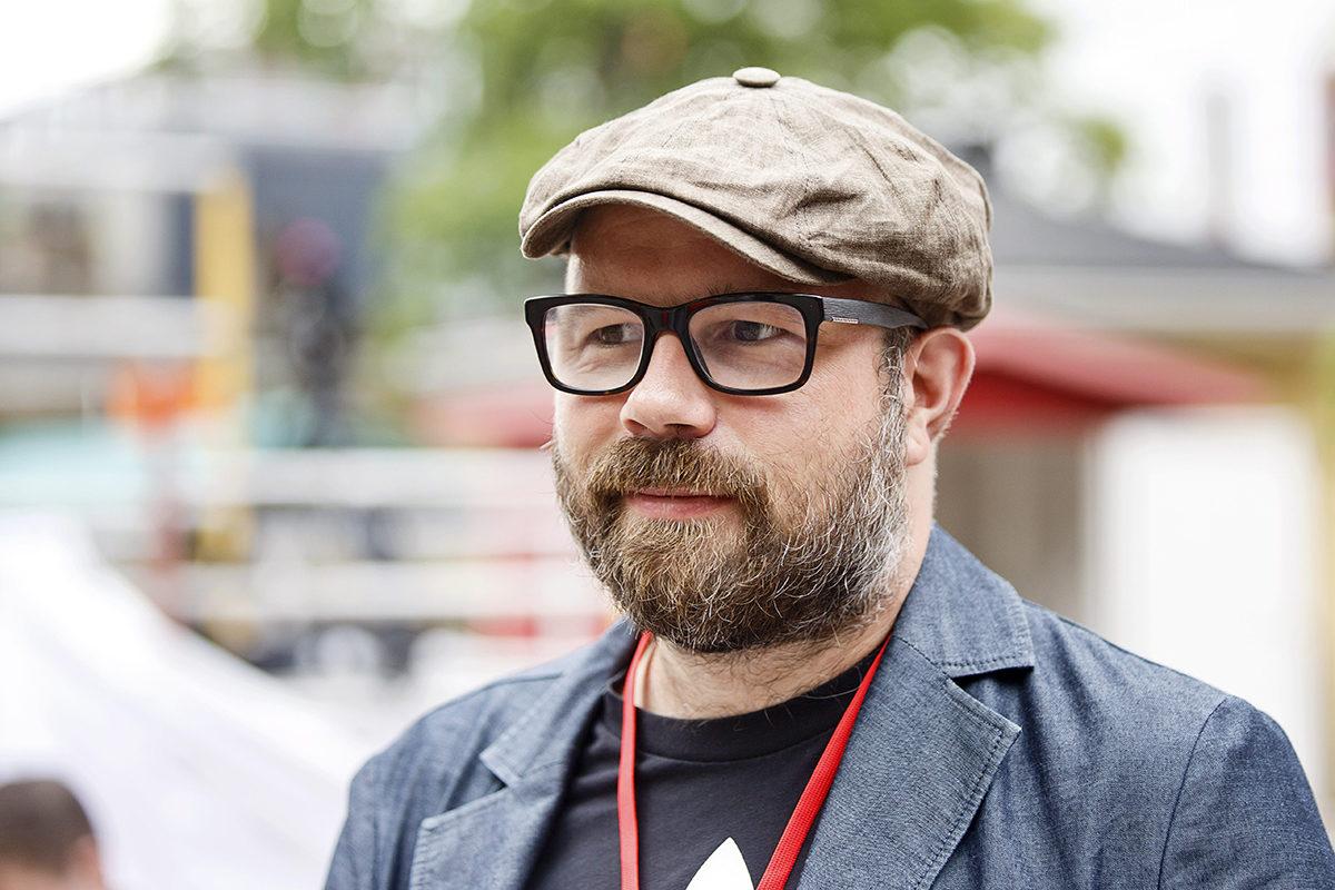 Heikki Pursiainen.