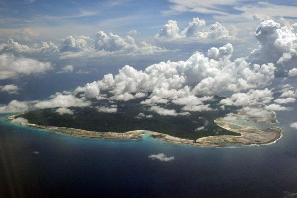 Pohjois-Sentinelin saari.