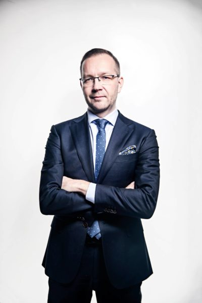 Juho Romakkaniemi aloitti Keskuskauppakamarin toimitusjohtajana maaliskuussa.