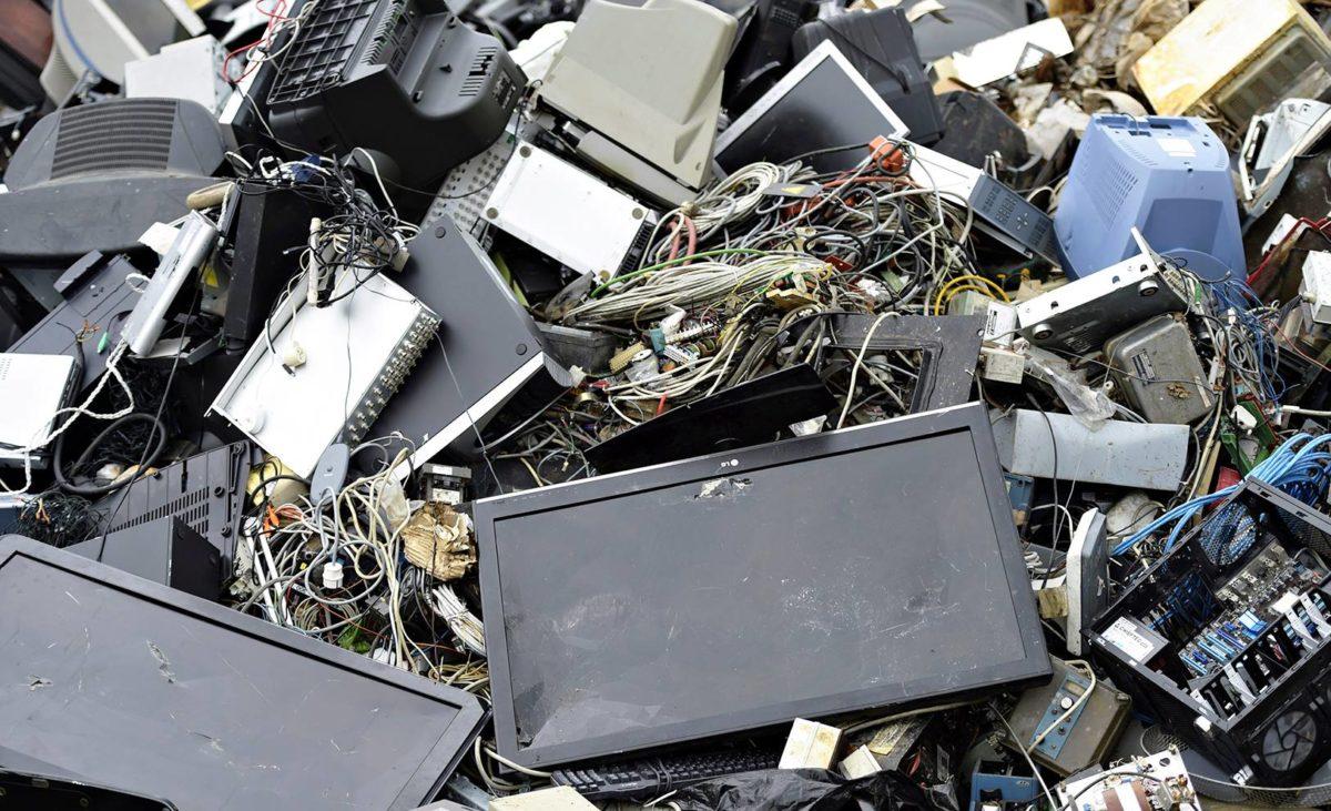 Digilaitteiden metallit tulisi kierrättää, arvioi YK.