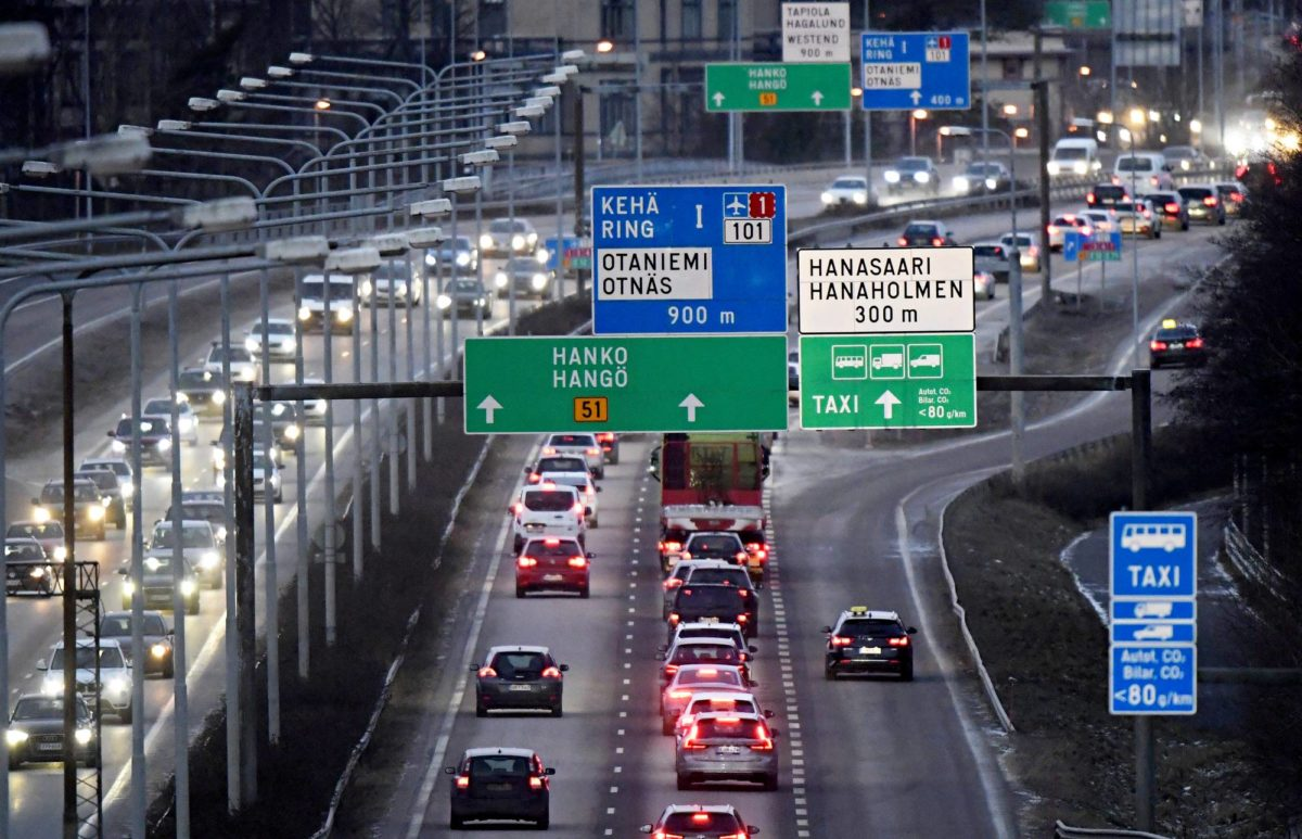 Kolmannes vastaajista kertoi vähentäneensä ympäristösyistä työmatka-autoilua.