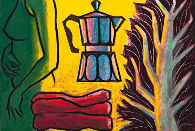 Paul Osipow: Espressopannu, juureksia (2003).
