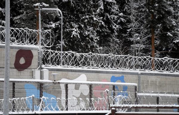 Vantaan vankila 15. tammikuuta 2019.