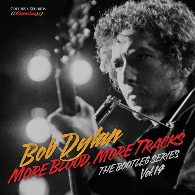 Bob Dylan: More Blood, More Tracks –The Bootleg Series Vol 14 Deluxe Edition. 6 cd-levyä ja kaksi kirjaa. Sony Music.