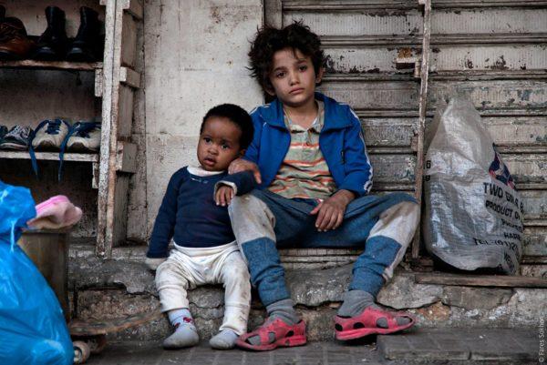Zain Al Rafeea (oik.) on Kapernaumin 12-vuotias sankari.
