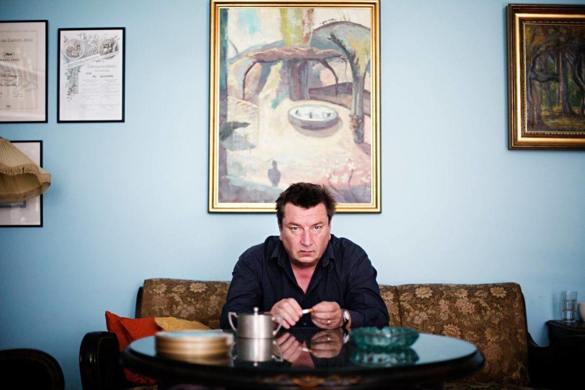 """""""Lunta tulee tupaan, mutta uskon jakavani monen ihmisen tunnot"""", Aki Kaurismäki sanoo."""