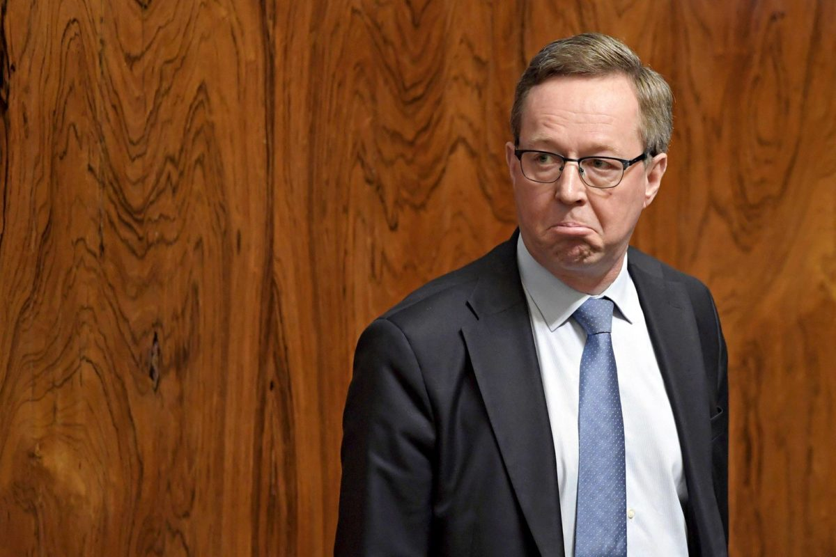 Ministeri Mika Lintilä vastaa valtionyhtiöiden omistajaohjauksesta.