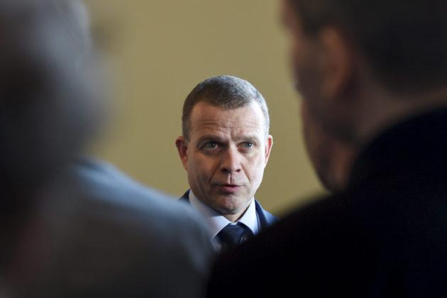 Petteri Orpo totesi 31. tammikuuta 2019, etteivät vanhustenpalveluiden ongelmat eivät ratkea lakiin kirjatulla desimaalilla.