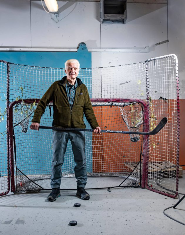 Antti-Jussi Tiitolan jääkiekkomailoilla ovat pelanneet niin Neuvostoliiton punakone kuin Wayne Gretzky.