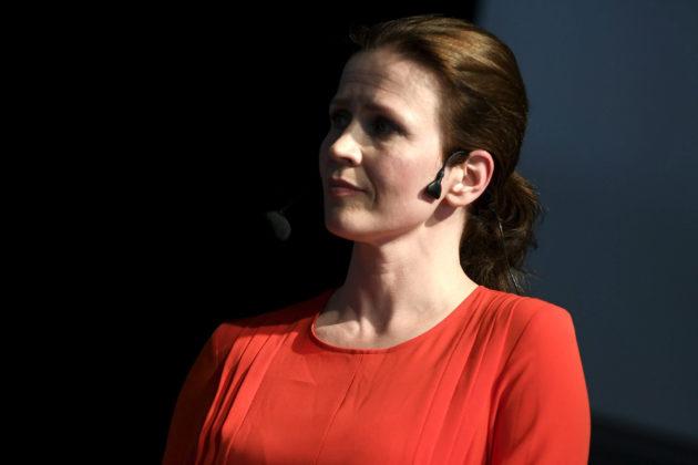 Johanna Vesikallio.
