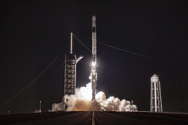 SpaceX:n Crew Dragon -alus laukaistiin onnistuneesti kiertoradalle lauantaina 2. maaliskuuta.