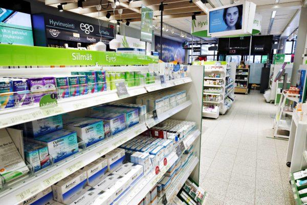 Lakiuudistus helpottaisi apteekkien verkkokauppaa.