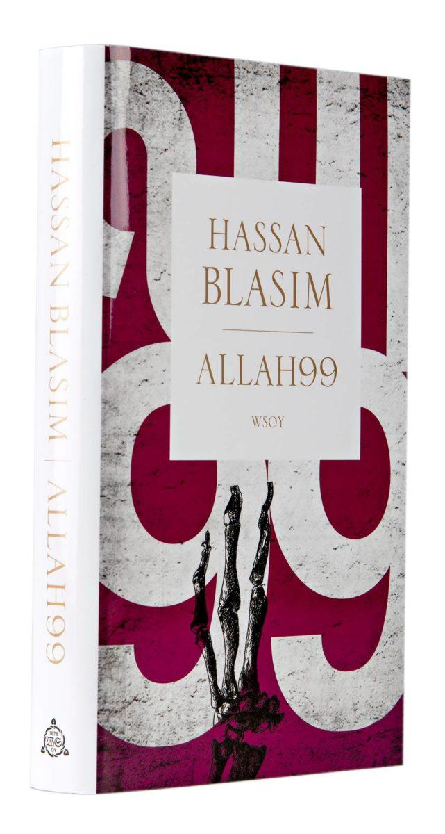 Hassan Blasim: Allah99. Suom. Sampsa Peltonen. 328 s. WSOY, 2019.