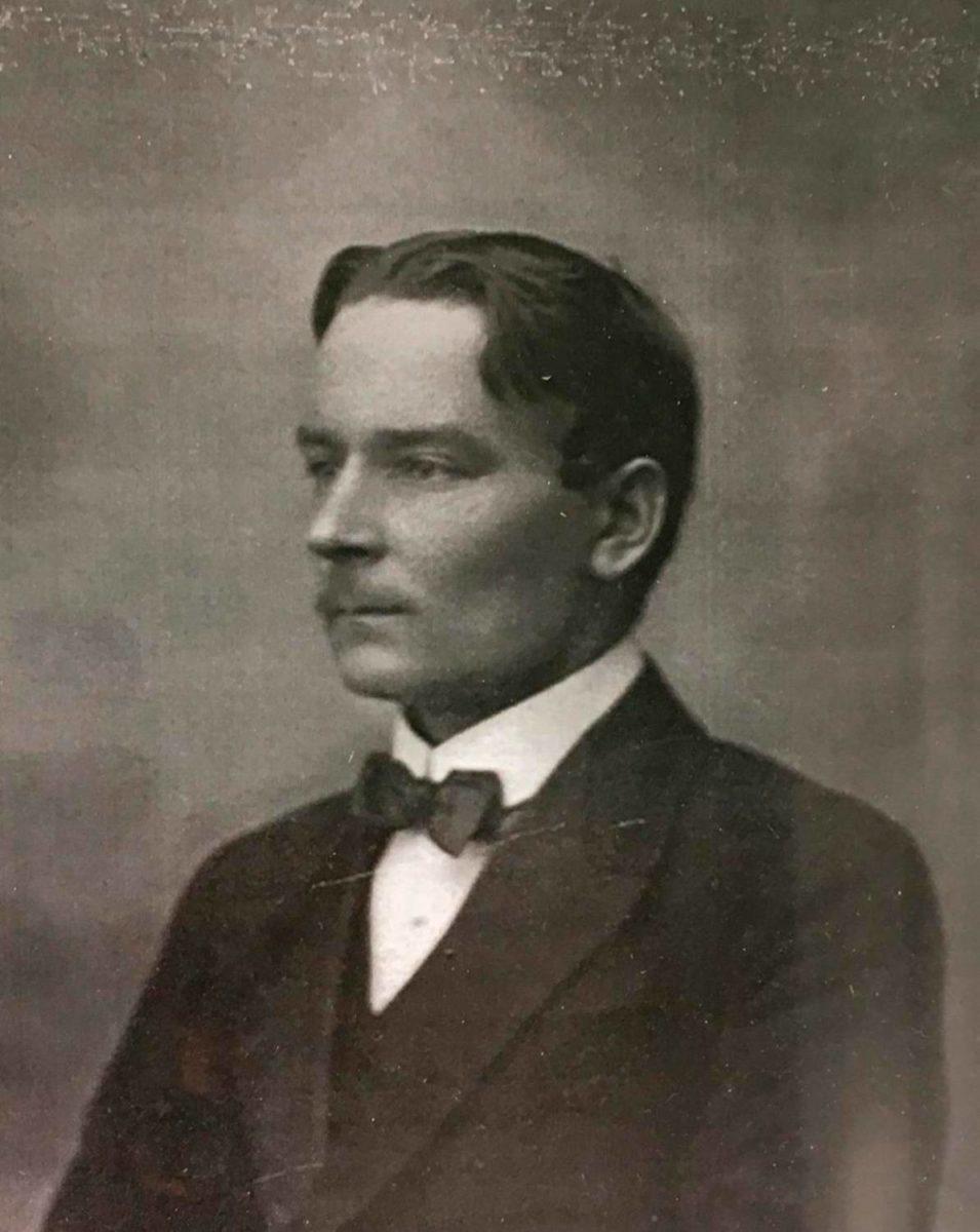Johannes Karhapää, eli nykyään Pyhä marttyyri ja Tunnustaja Johannes Ilomantsilainen.