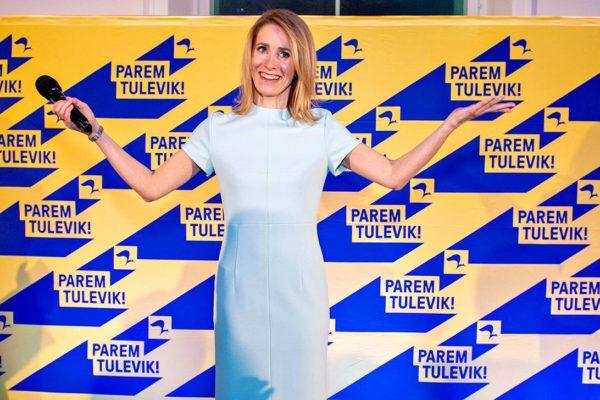Kaja Kallas lähti politiikkaan saavutettuaan aseman arvostettuna EU-oikeusjuristina.