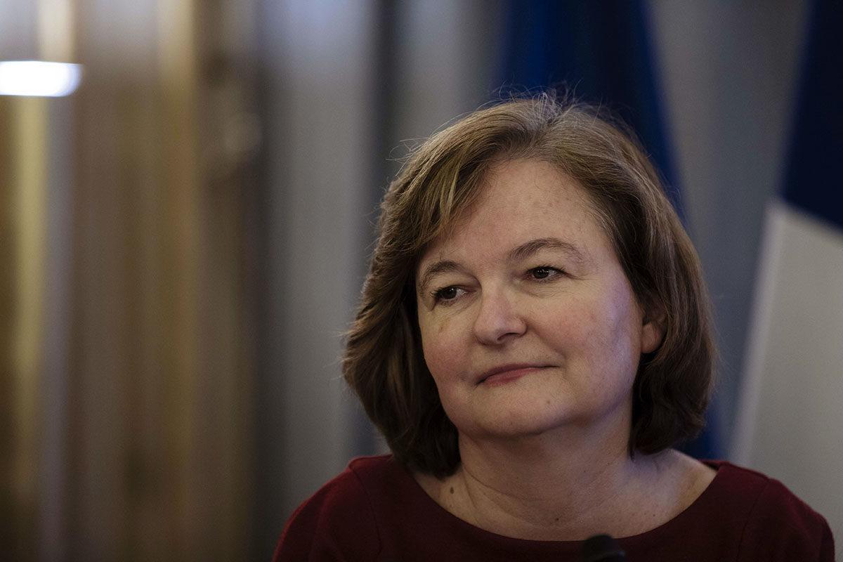 Ranskan Eurooppa-ministeri Nathalie Loiseau.
