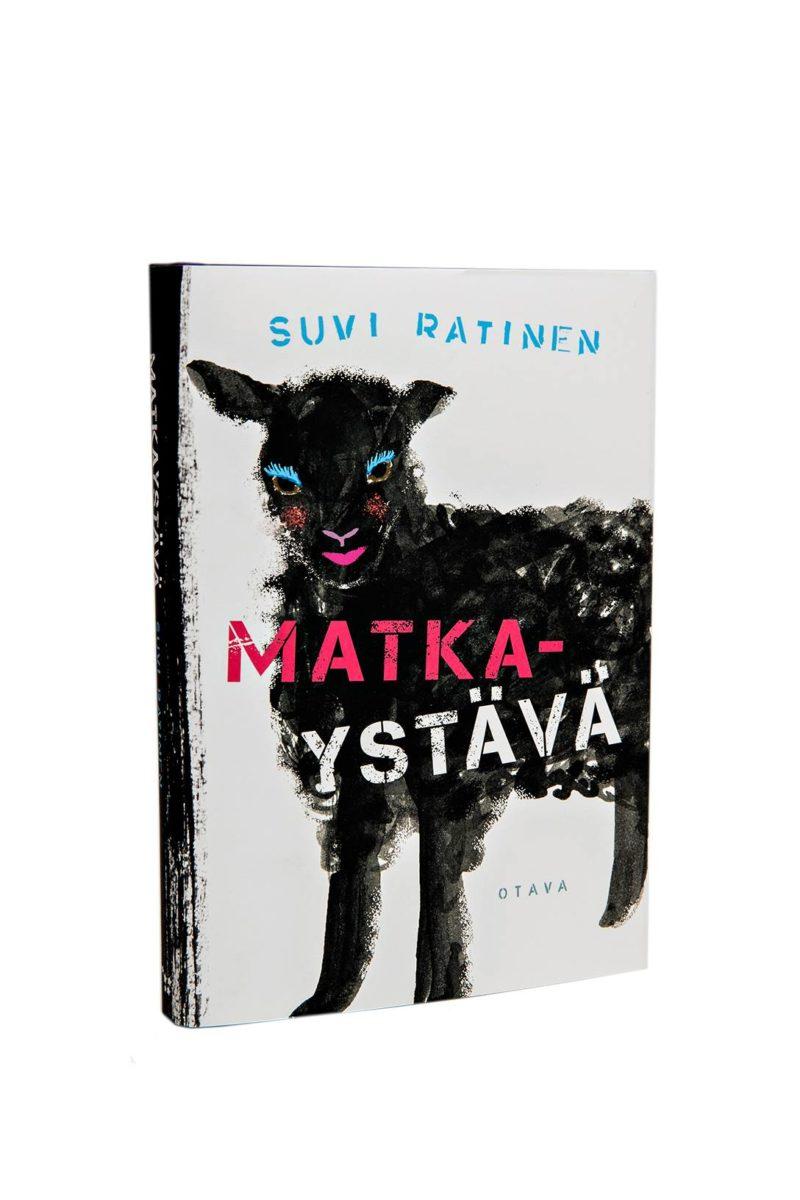 Suvi Ratinen: Matkaystävä. 346 s. Otava, 2019.