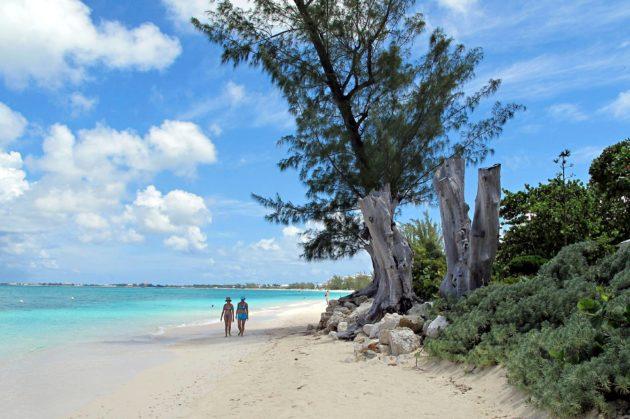 Monet palkkioita saavista hedge-rahastoista sijaitsevat Caymansaarilla.