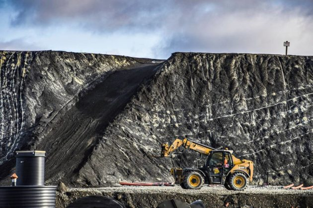Terrafame tuottaa nikkeliä, sinkkiä, kobolttia ja kuparia Sotkamossa.