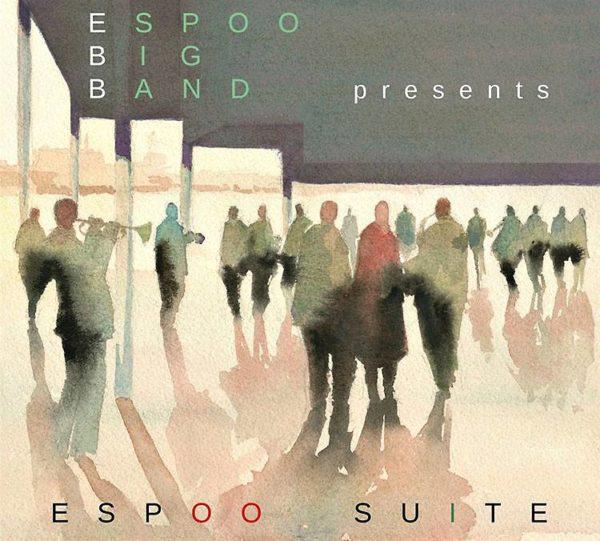 Espoo Big Band presents: Espoo Suite. Galileo/Eclipse.