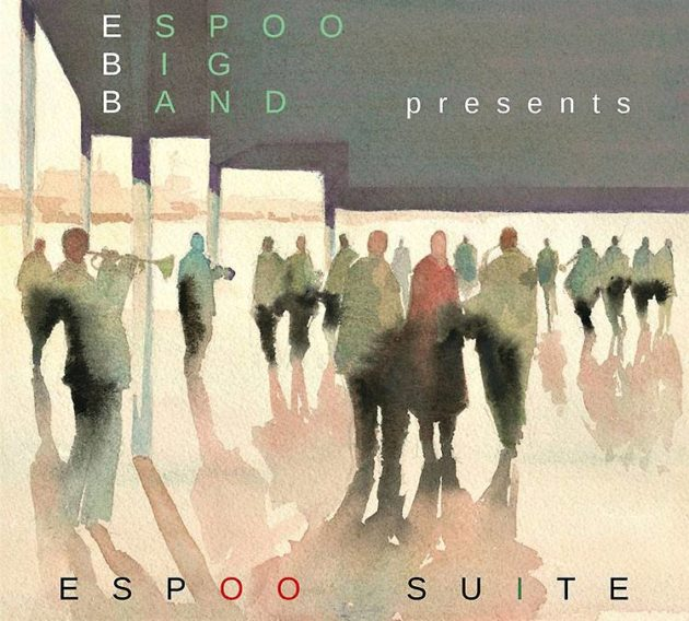 Espoo Big Band presents: Espoo Suite. Galileo/Eclipse.