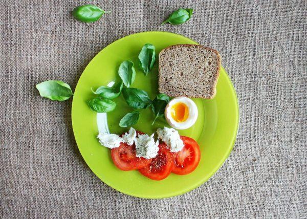Ruoasta saadut ravinteet ovat hyödyksi.