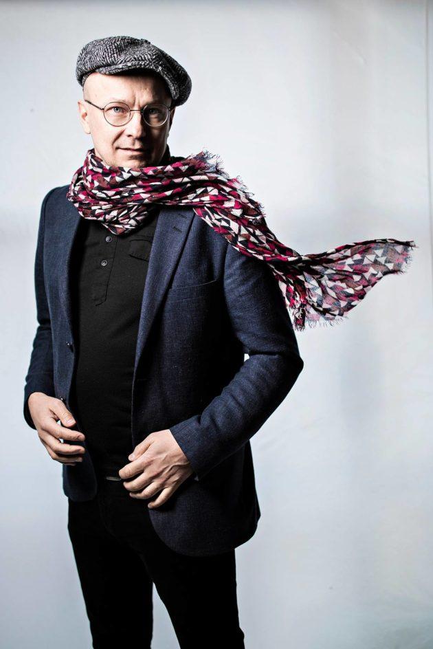 Mika Ronkainen.