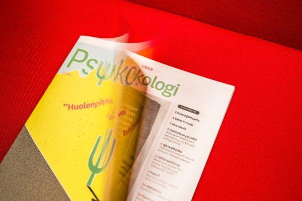 Psykologiliiton tilanne kärjistyi liiton julkaiseman Psykologi- lehden toimituksessa.