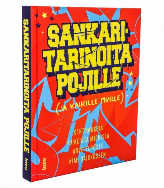 Emmi Jäkkö & Aleksis Salusjärvi (toim.): Sankaritarinoita pojille (ja kaikille muille). 192 s. Into, 2019.
