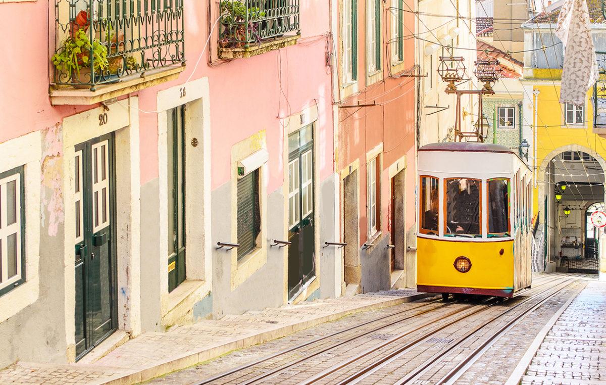 Lähde ihanalle lukijamatkalle Portugaliin
