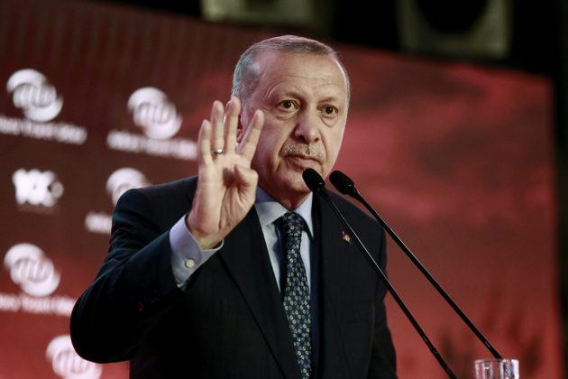 Presidentti Recep Tayyip Erdoğan totesi yritystapaamisessa Ankarassa 9. toukokuuta, että Turkki jatkaa itsepäisesti pyrkimyksiä liittyä Euroopan unioniin.