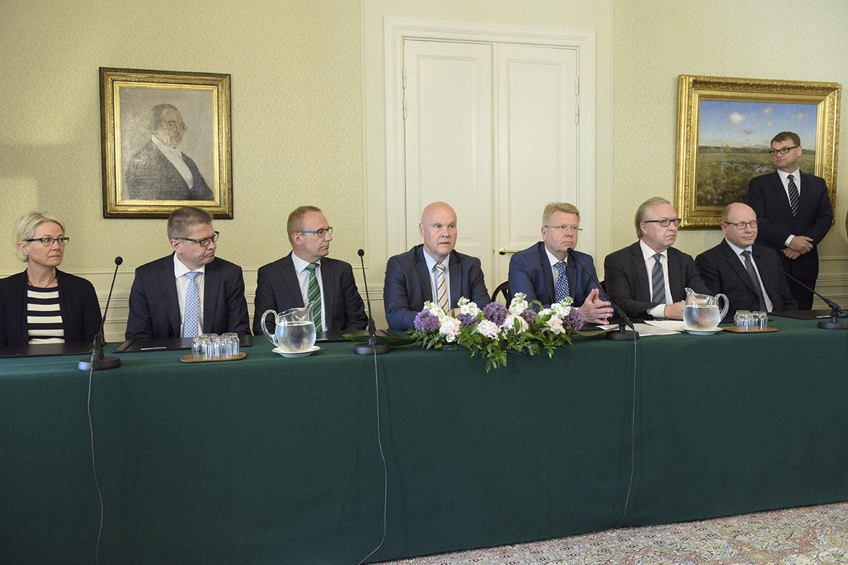 Kiky-sopimus allekirjoitettiin 14. kesäkuuta 2016.