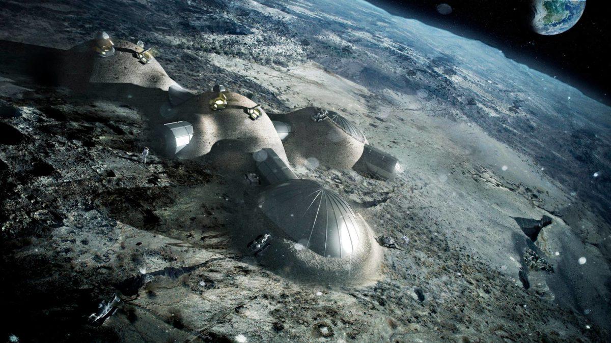 Euroopan avaruusjärjestön suunnittelema kuukylä olisi avoin kaikille maapallon maille. Kuulento. Kuulennot.