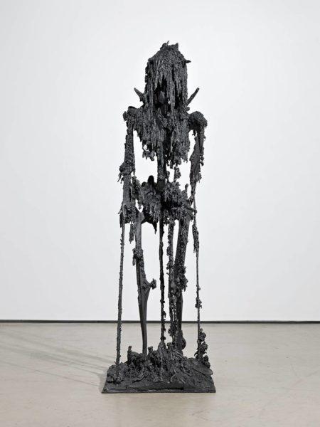 Matthew Day Jackson: Eheytyminen ja hajoaminen II (2013).