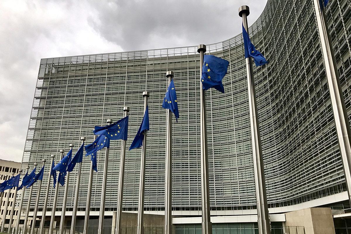 EU:n tunnetuimman hallintorakennuksen, Brysselin Schuman-aukion laidalla sijaitsevan EU-komission Berlaymontin paikalla oli vielä 1950-luvun lopussa nunnaluostari.